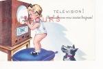 ENFANT ET TELEVISION / Que La Chance Vous Sourie Toujours ! - Kinder