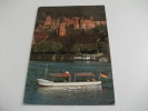 Nave Ship Motoscafo Mary Ann Germania  Heidelberg - Barche