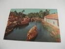 Nave Ship Barche  Back Waters Kerala  India - Barche