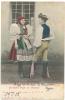 SLOVACKE KROJE NA MORAVE Skoronicky U Kujova Rucni Kolorit Types De Kyjov 1908 - Slovacchia