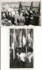 ARSIMONT : RARE Lot De 2 Photos - Enterrement De Jules Laret - Sambreville