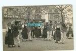 CARTE PHOTO à IDENTIFIER - Danse Folklorique FRANCHE COMTE Ou AUVERGNE - Cartes Postales