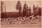 "COURSE CYCLISTE En ROUMANIE : CURSA ""SCÂNTEII"" - ANNÉE: ENV. 1950 (j-434) - Cyclisme"