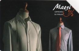 *ITALIA: MAEGI - IL CAMICIAIO* - Scheda Usata - Public Practical Advertising