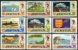 Ile De Jersey (1969) N 5 à 19 ** (Luxe) - Jersey