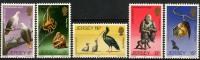 Ile De Jersey (1979) N 201 à 205 ** (Luxe) - Jersey
