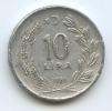Turkey 10 Lira 1981 - Turquie