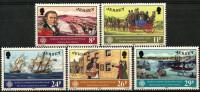 Ile De Jersey (1983) N 298 à 302 ** (Luxe) - Jersey