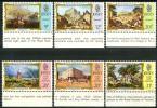 Ile De Jersey (1984) N 328 à 333 ** (Luxe) - Jersey
