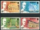 Ile De Jersey (1985) N 360 à 363 ** (Luxe) - Jersey