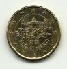 2009 - Slovacchia 20 Cents B, - Slowakei