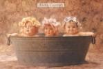 Original Anne Geddes Postcard, Postkarte, Carte Postale, New, Babies, Child, Tub, Bathing - Children