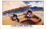 CPA ILLUSTRATEUR DESSIN ENFANT ENFANTS ** ARTIST DRAWN CARD CHILD CHILDREN  ** COMIQUE SERIES 1605 - Künstlerkarten