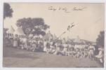 AÏN BERDA - Carte-photo Du Camp En 1905 - Cliché Laurent à Bizerte - Tunisie