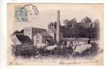 18 _  LA GUERCHE - Sur - L ' AUBOIS  _  Le  Fourneau  _ - La Guerche Sur L'Aubois