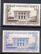 Martinique : 175/176 NSG - Nuevos