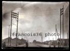 Lens Renaissance - Cité Compagnie Des Mines - Rare Photo Vers 1914 Lignes électriques & Maisons Arrondies Des Mineurs - Plaatsen
