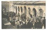 1059 SICILIA PETRALIA SOPRANA PROCESSIONE VIAGGIATA NEL 1909 LIEVE PIEGA - FORMATO PICCOLO - Italia