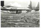 1112 AEREI MILITARI PARACADUTISTI NON VIAGGIATA  - FORMATO GRANDE - Paracadutismo