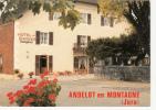39 - Andelot En Montagne - Hôtel Restaurant Bourgeois - Frankreich