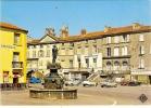 SAINT BONNET LE CHATEAU  PLACE DE LA REPUBLIQUE - Francia