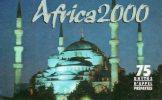 Africa 2000 - Télécartes