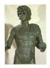 Cp, Sculptures, L'Ephèbe - époque Héllénistique, Voyagée 1988 - Sculptures