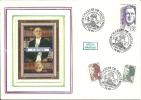 """CDG 92 """" Charles De Gaulle : 100e Anniversaire De Sa Naissance """" 8 Mai 1990   76-EU"""