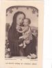 18791 Vierge Jésus. Joseph Moy Ordination Sacerdotale  1932 . College Saint Servan - Rennes (35 France) - Images Religieuses