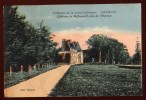 Cpa Du 44   Orvault Château Raffunault Pris De L' Avenue   NW35 - Orvault