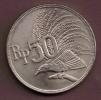 INDONESIA 50 RUPIAH 1971  ANIMAL  UNC - Indonesia