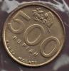 INDONESIA 500 RUPIAH 2003 - Indonesia