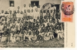 COTONOU / Dahomy  - 1920 , Schulkinder Der Oberschule - Dahome