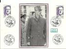 """CDG 99 """" De Gaulle  Dans Le Laonnais, Reconnaissance Offensive  """"  à 02-Moncornet Le 19-20 Mai1990 - De Gaulle (Général)"""