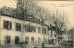 CPA 19 ALLASSAC L ECOLE DES GARCONS 1925 - France