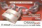 *CHIAMAGRATIS - N.1038 - FULL BUSINESS SECURITY* - Scheda NUOVA (MINT) (DT) - Sin Clasificación