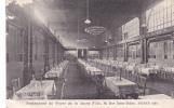18824Paris. Rue Saint - Didier. Foyer De La Jeune Fille. Le Restaurant. A Benoit.  ! état ! écriture Chinoise - Arrondissement: 16