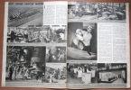"""Magazine Avec Article """"Aux Usines Nestor Martin Aux Portes De Bruxelles"""" 1950 - Old Paper"""