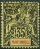 Martinique (1899) N 48 (o)