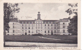 "18826 Grand Seminaire Renne. Facade Ouest. "" éd Maison Hamann Missions"" Texte Maillard Saint Servan. 1931 Surcharge - Rennes"