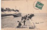 62 - Boulogne Sur Mer - Départ Du Bateau De Folkestone Le The Queen - Editeur: ND Phot N° 334 - Boulogne Sur Mer
