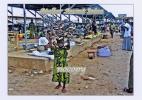 African Market...marché Africain - Burkina Faso