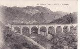 92.  Vallée  De  L' Aude.   -  AXAT.   -  Le  Viaduc - Axat