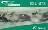 Tarjeta Prepago De Noruega - Connect - Exp. 02/99 - Mint - Noruega