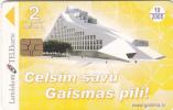 LATVIA - Gaismas, Exp.date 10/05, Used - Latvia