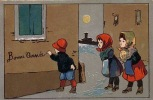 CPA ILLUSTRATEUR DESSIN ENFANT ENFANTS ** ARTIST DRAWN CARD CHILD CHILDREN - Bambini