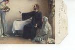 Christus Und Die Frauen Christ Marie Et Martha 1916 - Jesus