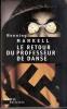 HENNING MANKELL - LE RETOUR DU PROFESSEUR DE DANSE  ( Libro In Francese )  Ed. Seuil Policiers  2006 ,412 Pagine - Série Noire