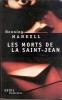 HENNING MANKELL - LES MORTS DE LA SAINT-JEAN   ( Libro In Lingua Francese ) - Série Noire