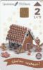 LATVIA - Christmas, Exp.date 02/03, Used - Latvia